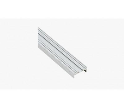 Накладной алюминиевый профиль H013.2