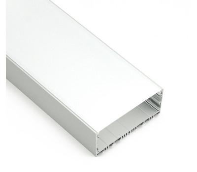 Накладной алюминиевый профиль H031