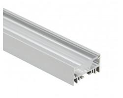 Накладной алюминиевый профиль H033