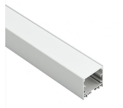 Накладной алюминиевый профиль H034