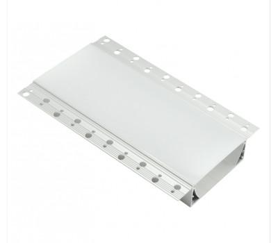 Безрамочный алюминиевый профиль B051