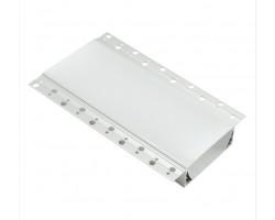 Безрамочный алюминиевый профиль B055
