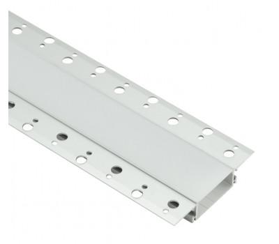 Безрамочный алюминиевый профиль B057