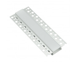 Безрамочный алюминиевый профиль B080