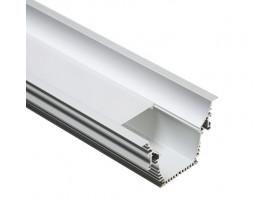 Рамочный алюминиевый профиль A022