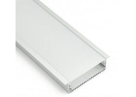 Рамочный алюминиевый профиль A027