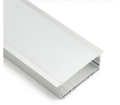 Рамочный алюминиевый профиль A029