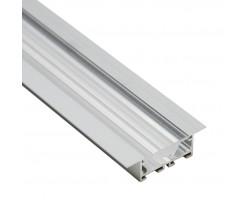 Рамочный алюминиевый профиль A032