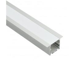Рамочный алюминиевый профиль A035