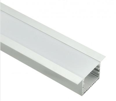 Рамочный алюминиевый профиль A047